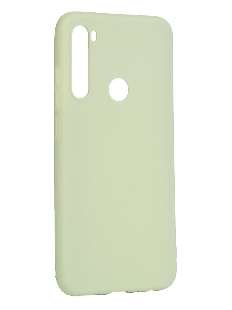 Чехол Pero для Xiaomi Redmi Note 8 Mint CC01-RN8GRN