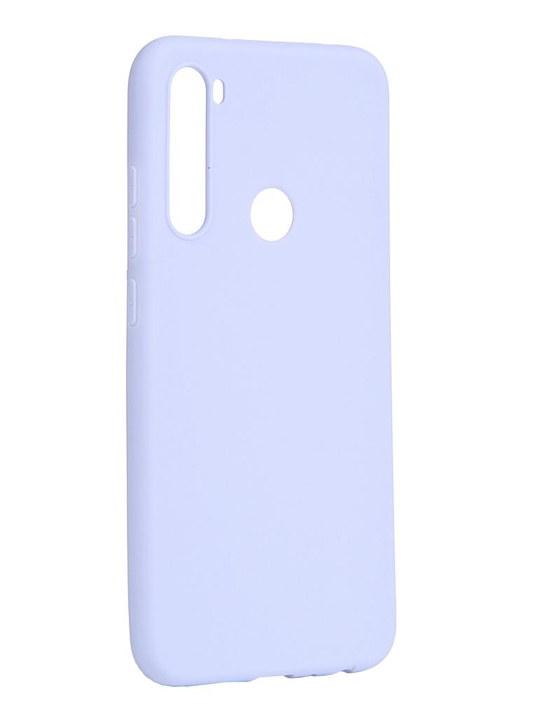 Чехол Pero для Xiaomi Redmi Note 8 Light Blue CC01-RN8OB