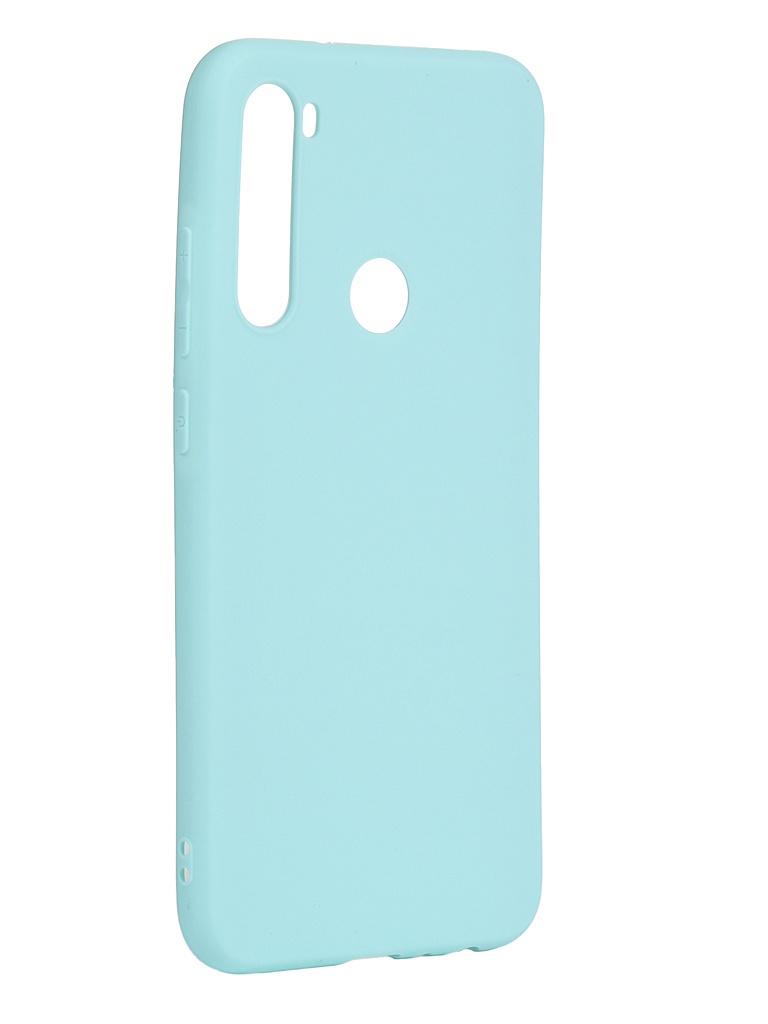 Чехол Pero для Xiaomi Redmi Note 8 Turquoise CC01-RN8C