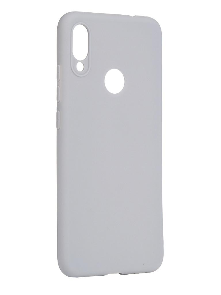 Чехол Pero для Xiaomi Redmi Note 7 Grey CC01-RN7GR