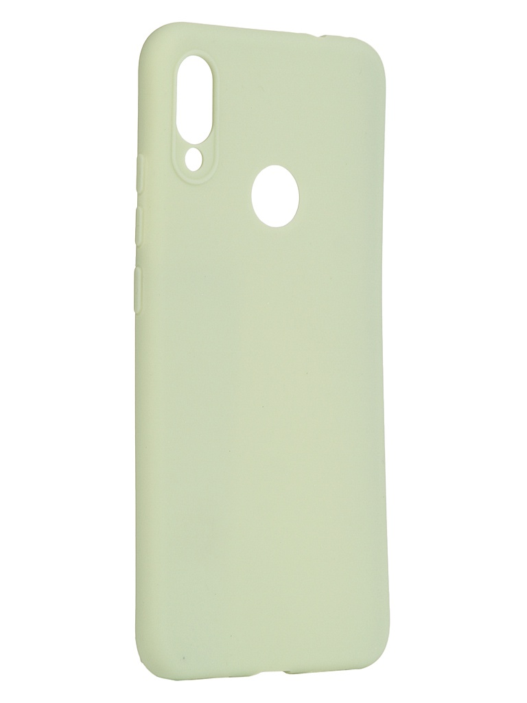 Чехол Pero для Xiaomi Redmi Note 7 Mint CC01-RN7GRN