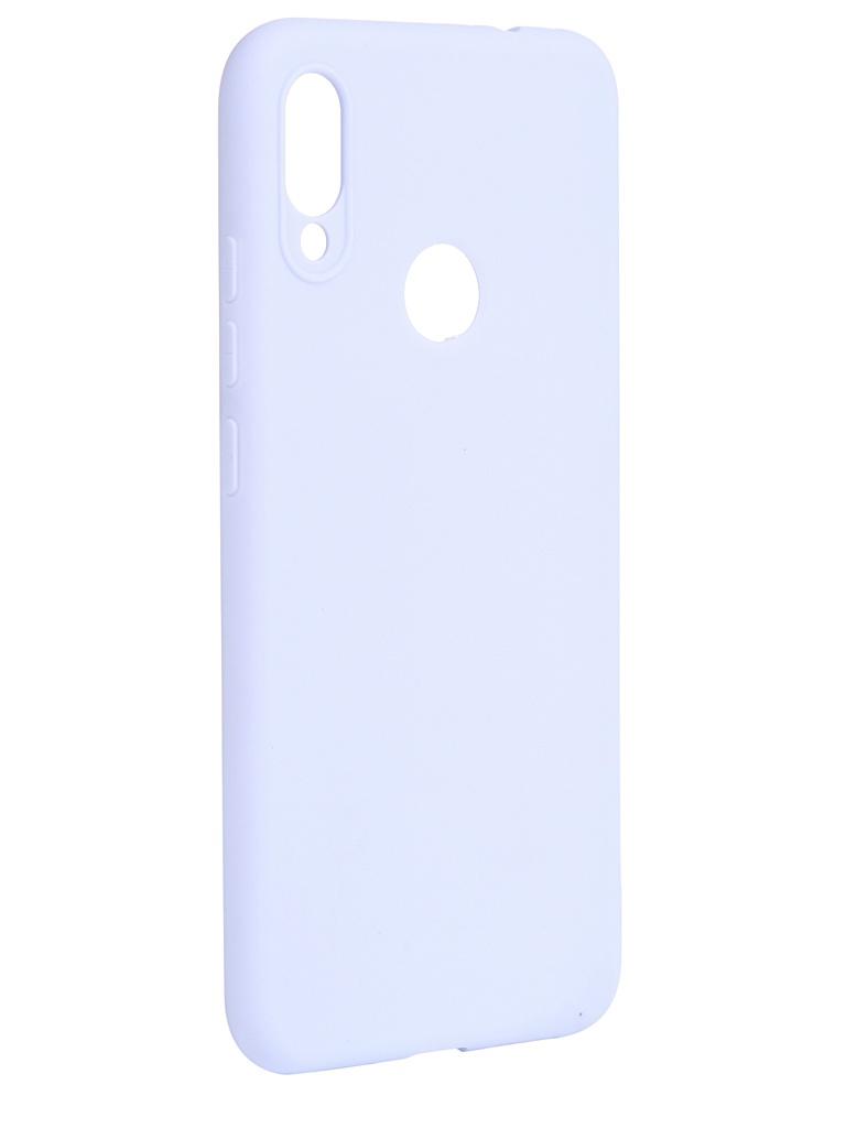 Чехол Pero для Xiaomi Redmi Note 7 Light Blue CC01-RN7OB