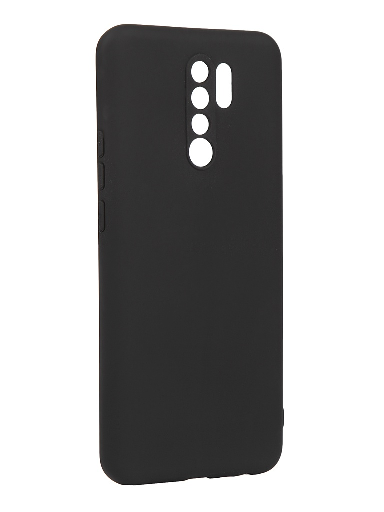 Чехол Pero для Xiaomi Redmi 9 Black CC01-R9B