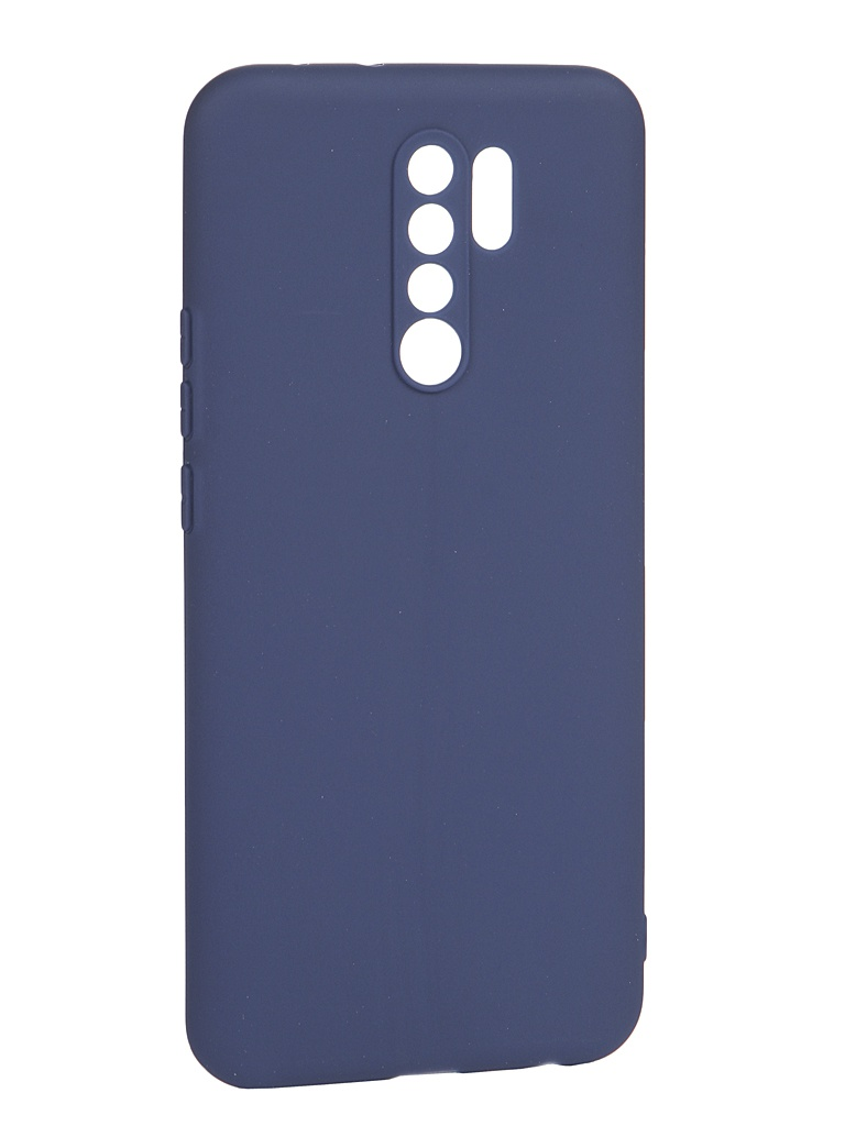 Чехол Pero для Xiaomi Redmi 9 Blue CC01-R9BL