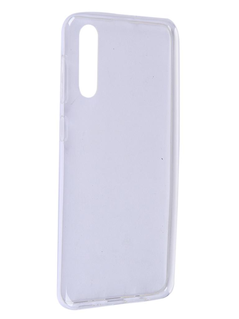 Чехол Pero для Samsung Galaxy A30 Silicone Clip Case Transparent CC01-A30TR