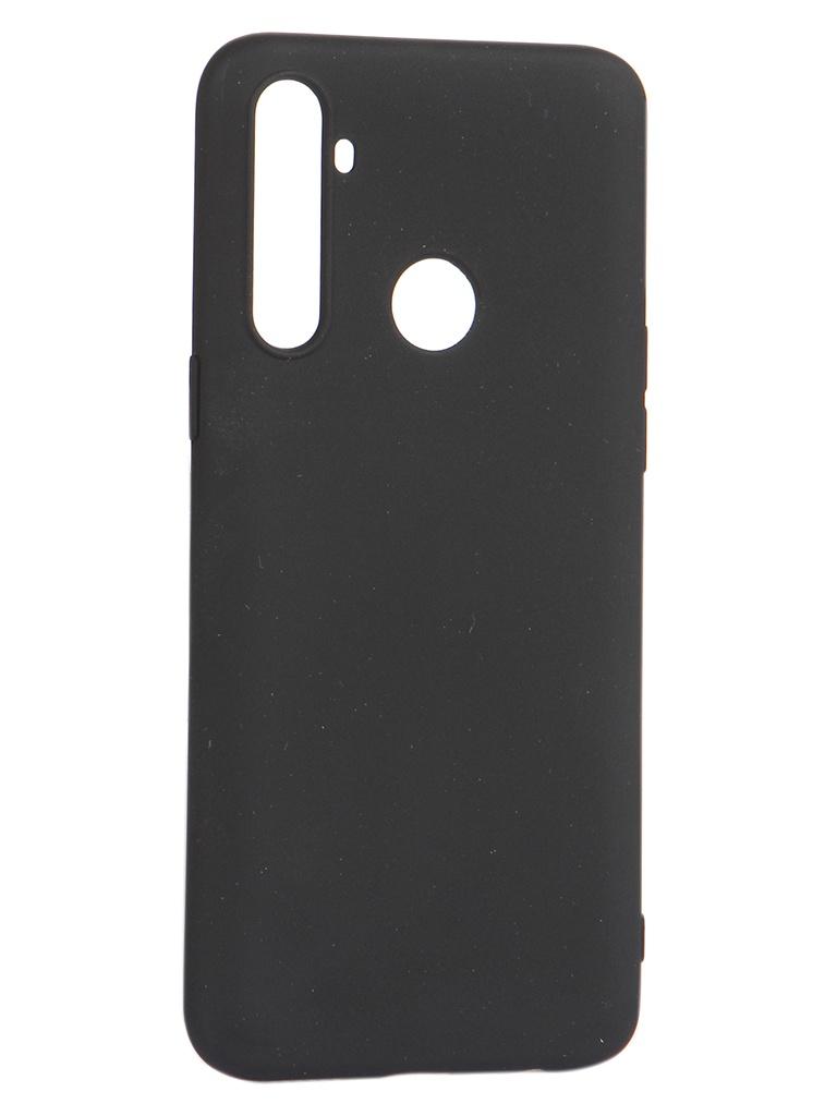 Чехол Pero для Realme C3 Soft Touch Black CC01-R32B