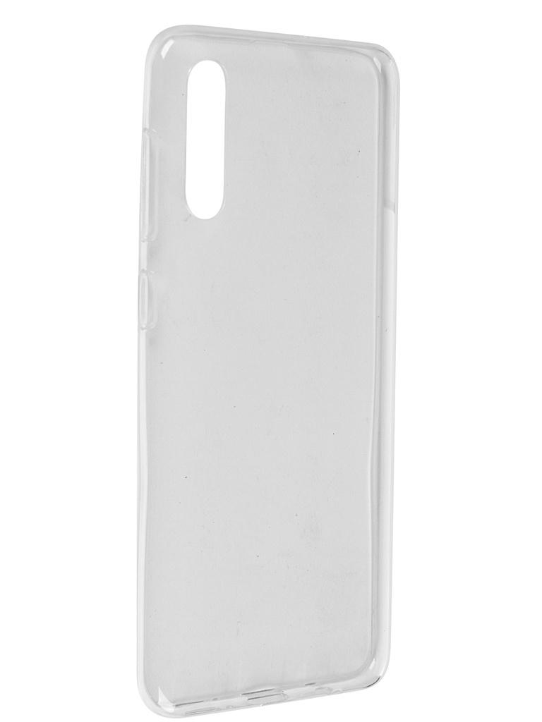 Чехол Pero для Samsung Galaxy A50 Silicone Clip Case Transparent CC01-A50TR