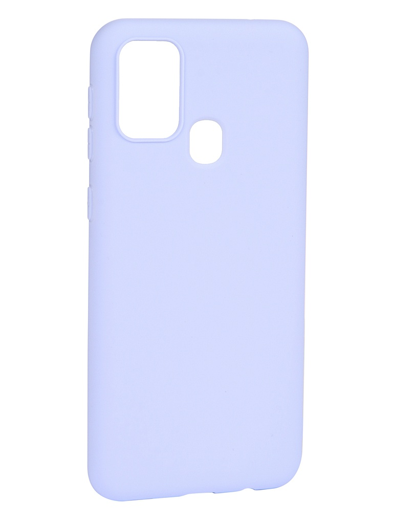 Чехол Pero для Samsung Galaxy M31 Light Blue CC01-M31OB