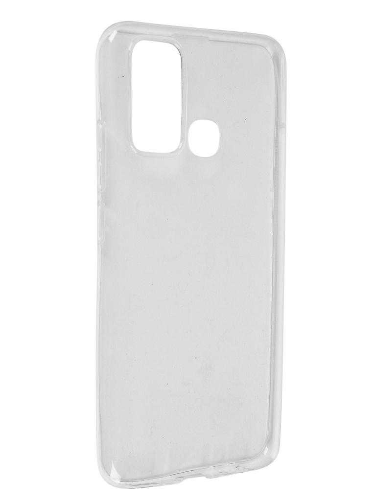 Чехол Pero для Vivo Y30 Silicone Clip Case Transparent CC01-Y30TR