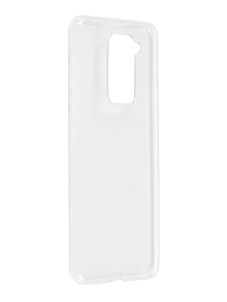 Чехол Pero для Xiaomi Redmi Note 9 Silicone Clip Case Transparent CC01-RN9TR
