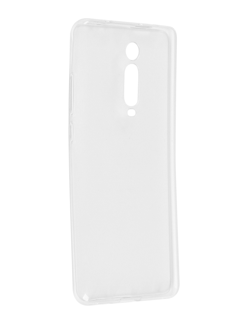 Чехол Pero для Xiaomi Redmi K20 Pro/ MI 9T Silicone Clip Case Transparent CC01-RK20PRTR
