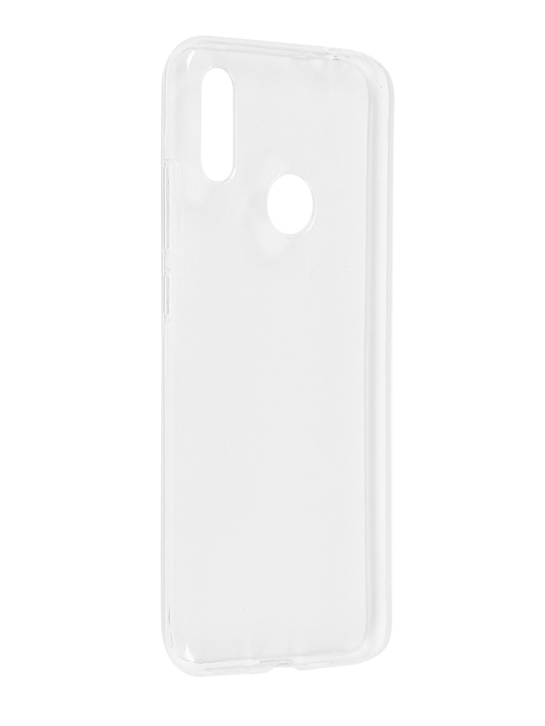 Чехол Pero для Xiaomi Redmi Note 7 Silicone Clip Case Transparent CC01-RN7TR