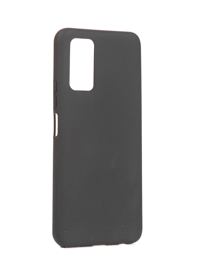 Чехол Pero для Honor 30S Silicone Clip Case Soft Touch Black CC01-H30SB