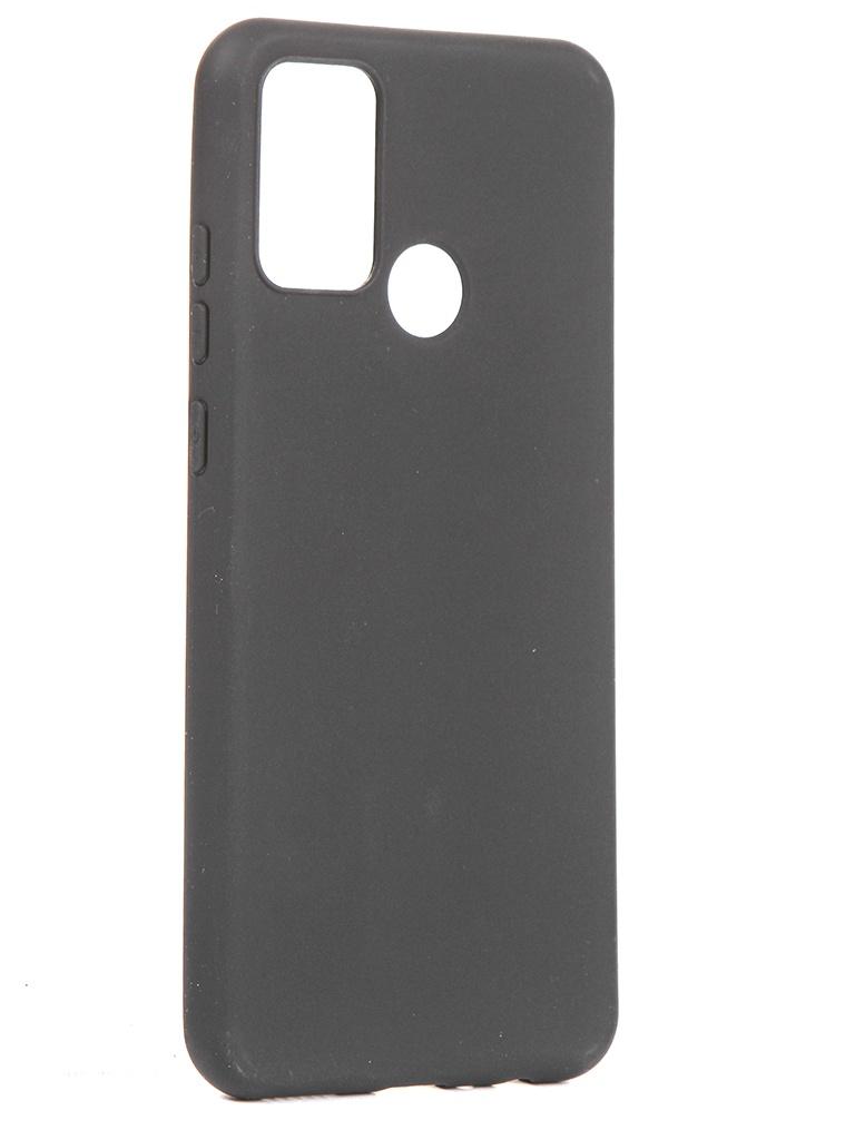 Чехол Pero для Honor 9A Silicone Clip Case Soft Touch Black CC01-H9AB