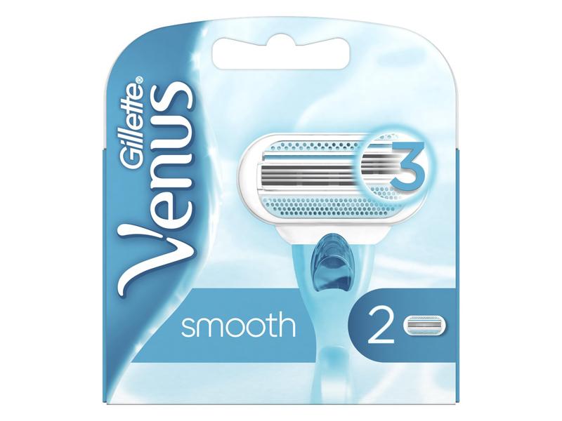 Сменные кассеты Gillette Venus 2шт 3014260264505