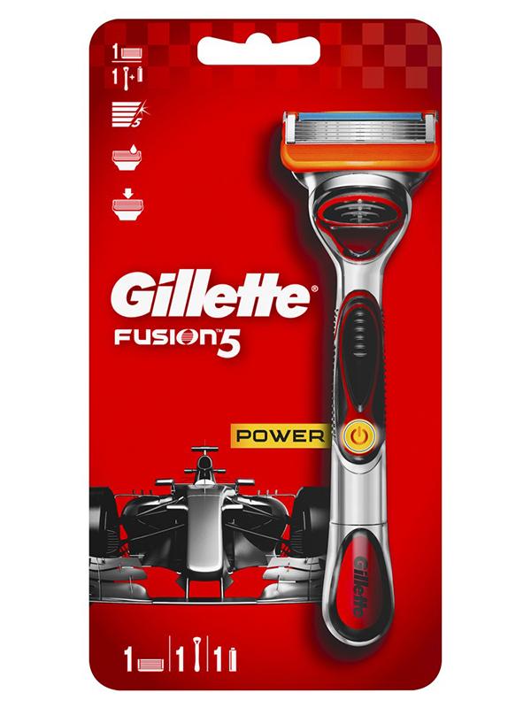 Бритва Gillette Fusion5 Power