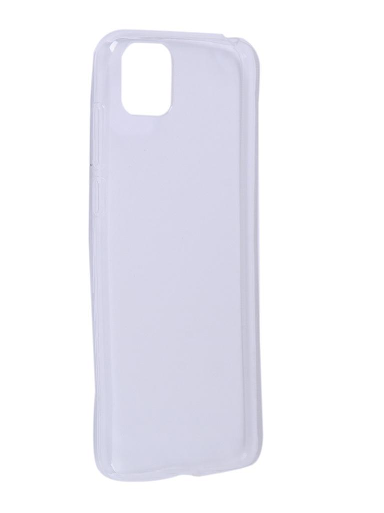 Чехол Liberty Project для Huawei Y5p TPU Silicone Transparent 0L-00049053
