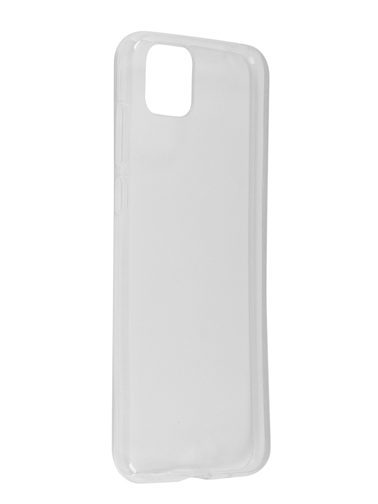 Чехол Liberty Project для Huawei Y5p TPU Silicone Transparent 0L-00049054