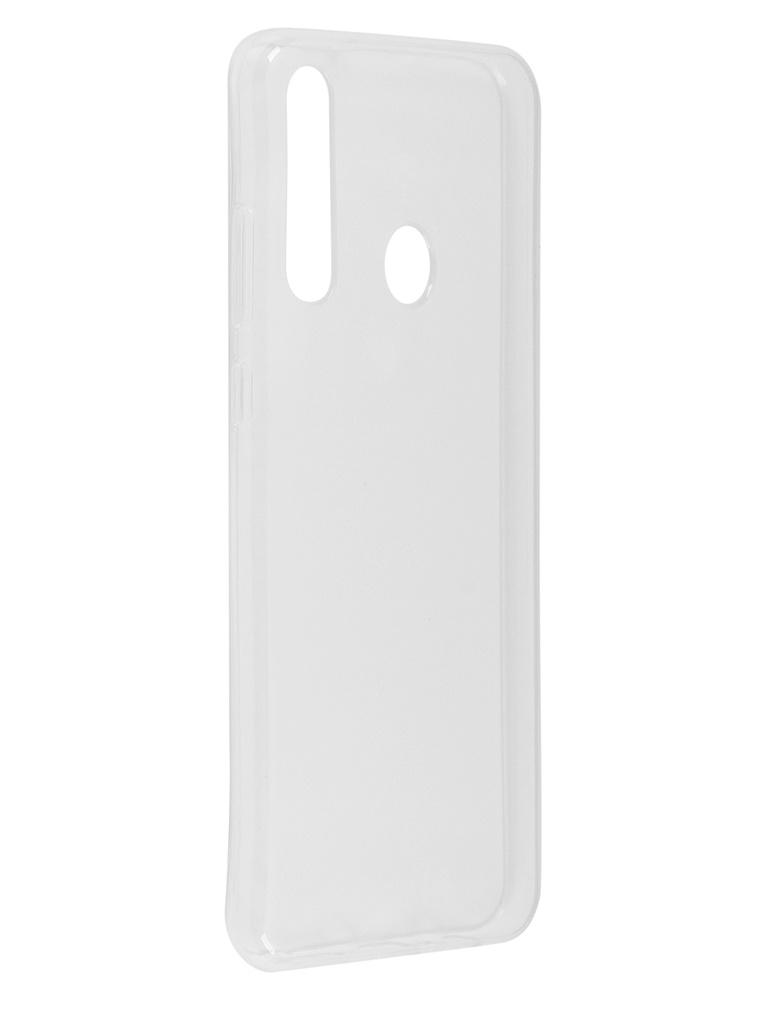 Чехол Liberty Project для Huawei Y6p TPU Silicone Transparent 0L-00049057