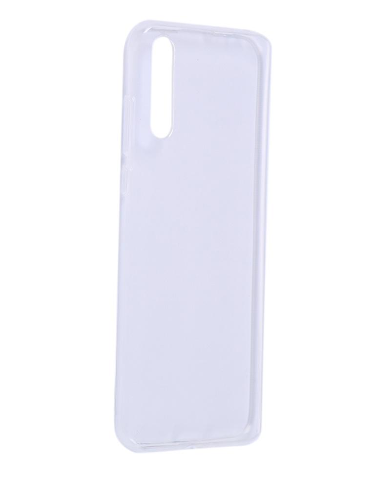 Чехол Liberty Project для Huawei Y8p TPU Silicone Transparent 0L-00049059