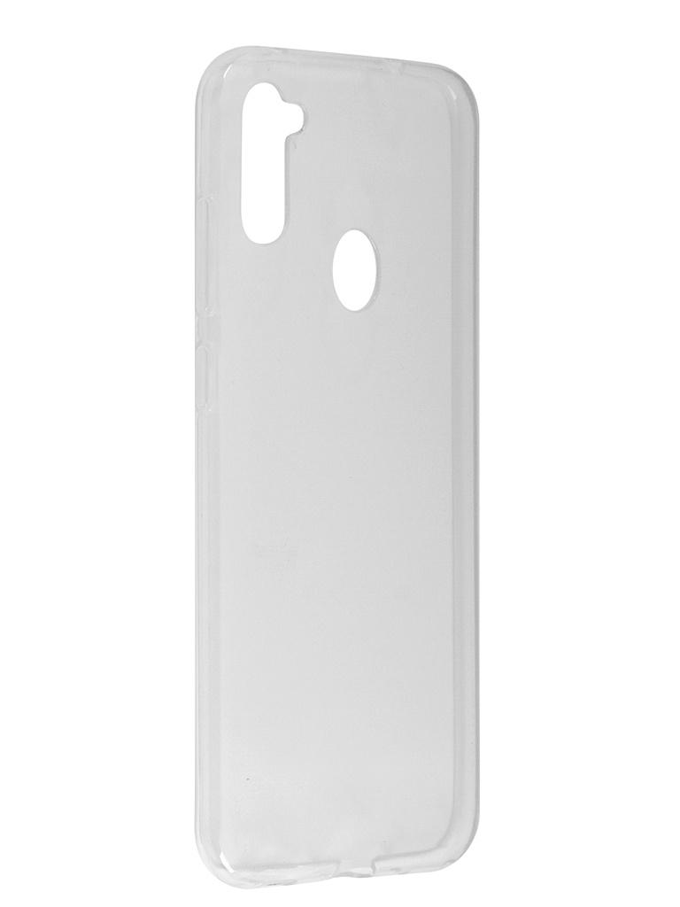 Чехол Liberty Project для Samsung Galaxy A11 TPU Silicone Transparent 0L-00049066