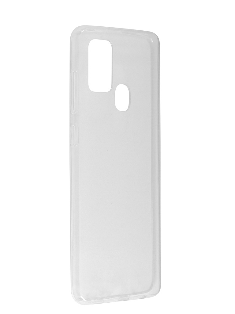 Чехол Liberty Project для Samsung Galaxy A21s TPU Silicone Transparent 0L-00049069