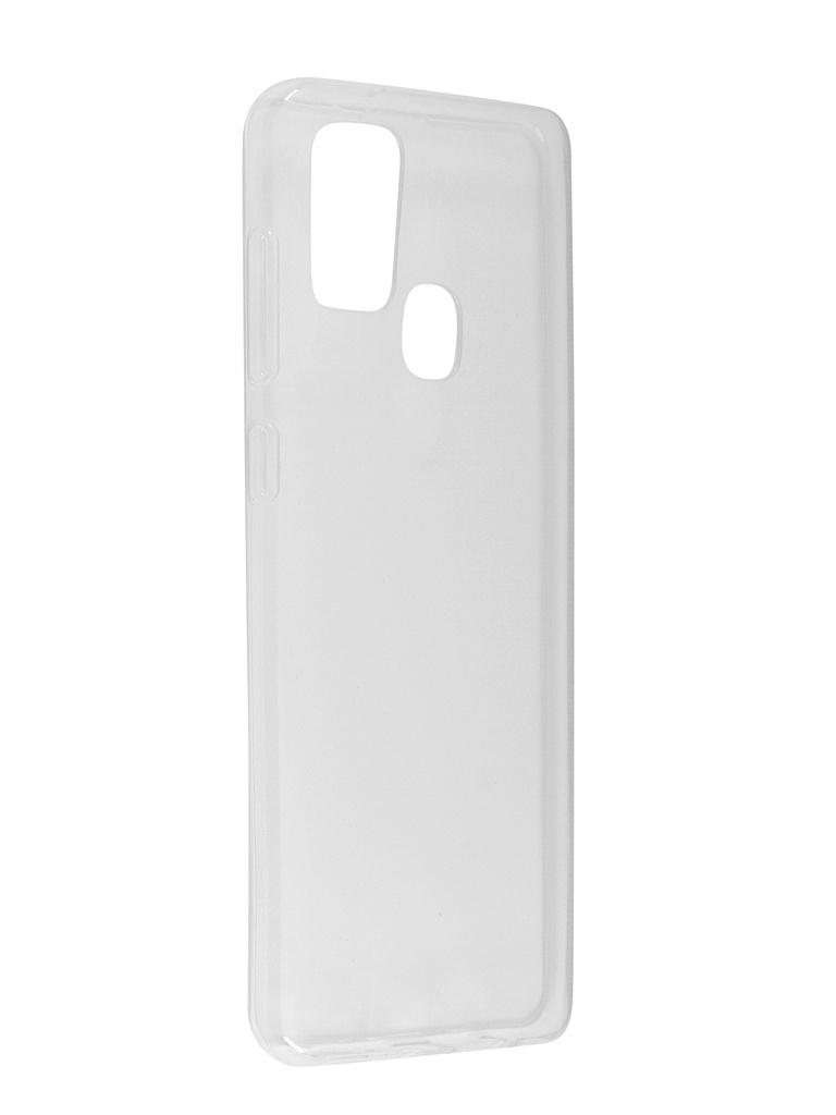 Чехол Liberty Project для Samsung Galaxy A21s TPU Silicone Transparent 0L-00049070