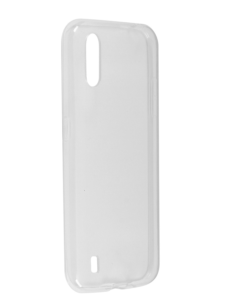 Чехол Liberty Project для Samsung Galaxy M01 TPU Silicone Transparent 0L-00049042