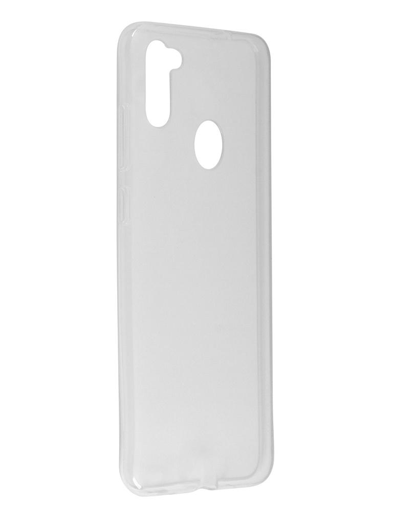 Чехол Liberty Project для Samsung Galaxy M11 TPU Silicone Transparent 0L-00048839