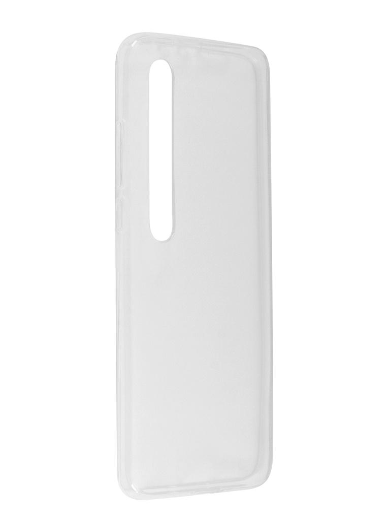 Чехол Liberty Project для Xiaomi Mi 10 TPU Silicone Transparent 0L-00049082