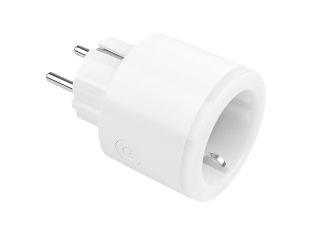 Розетка Zetton Smart Plug 16A ZTSHSSPML16A1RU