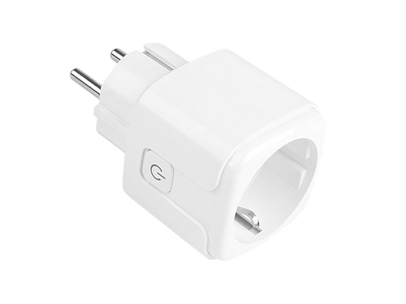 Розетка Zetton Smart Plug 16A ZTSHSS16A1RU