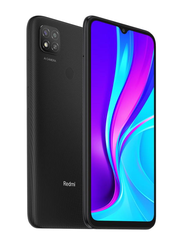 Сотовый телефон Xiaomi Redmi 9C 2/32GB (NFC) Grey сотовый телефон xiaomi redmi 8a 2 32gb blue