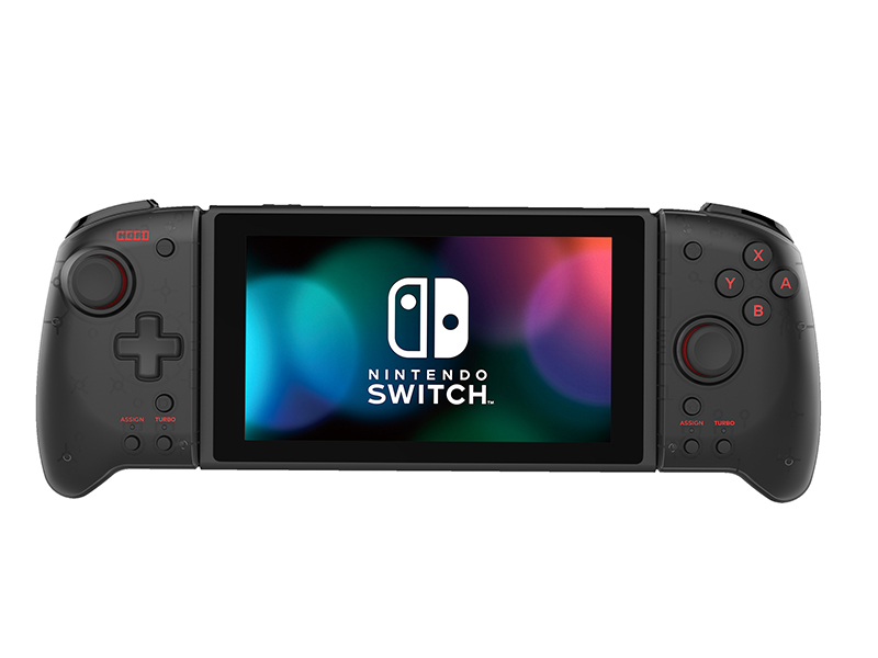Контроллер Hori для Nintendo Switch Black NSW-298U