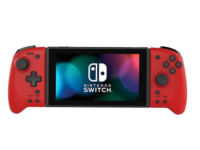 Контроллер Hori для Nintendo Switch Volcanic Red NSW-300U