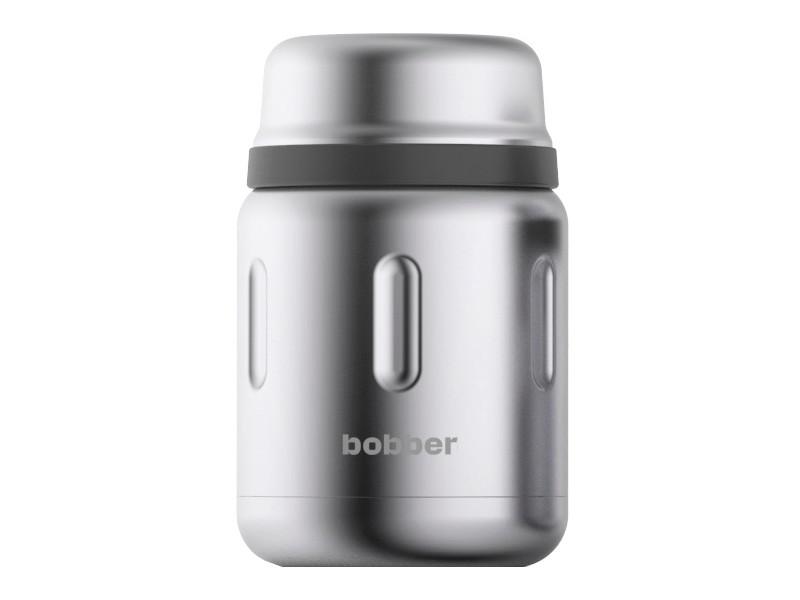 Термос Bobber Jerrycan-700 700ml Matte Silver