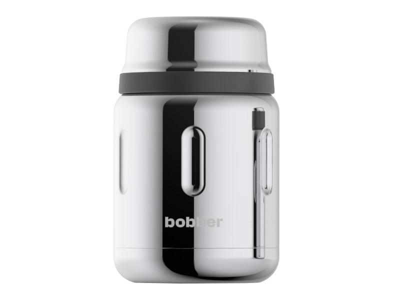 Термос Bobber Jerrycan-700 700ml Glossy Silver