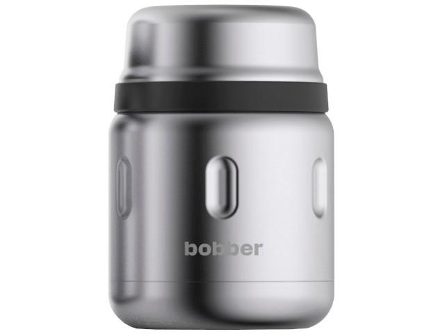 Термос Bobber Jerrycan-470 470ml Matte Silver