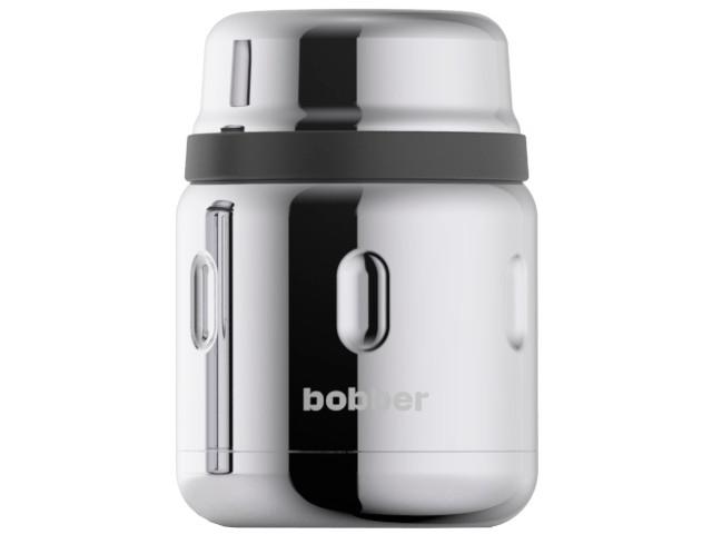 Термос Bobber Jerrycan-470 470ml Glossy Silver
