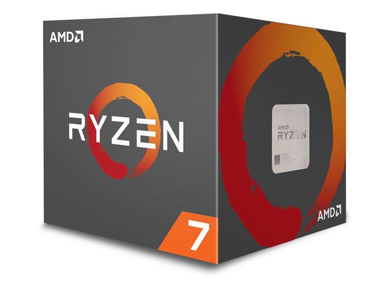 Процессор AMD Ryzen 7 2700X YD270XBGAFBOX