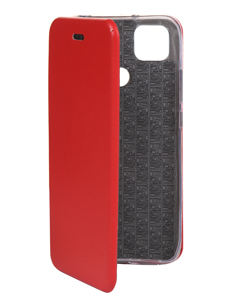 Чехол Zibelino для Xiaomi Redmi 9C Book Red ZB-XIA-RDM-9C-RED