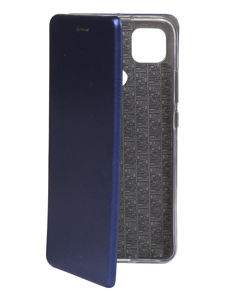Чехол Zibelino для Xiaomi Redmi 9C Book Blue ZB-XIA-RDM-9C-BLU
