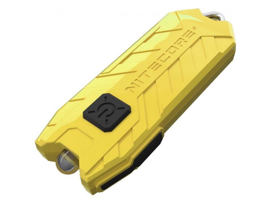 Фонарь Nitecore Tube Yellow 16448