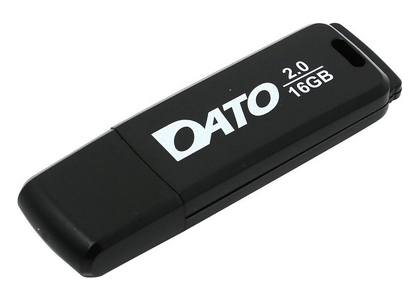 USB Flash Drive 16Gb - Dato DB8001 2.0 Black DB8001K-16G