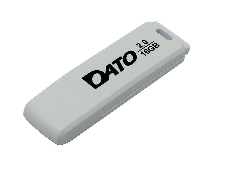 USB Flash Drive 16Gb - Dato DB8001 2.0 White DB8001W-16G