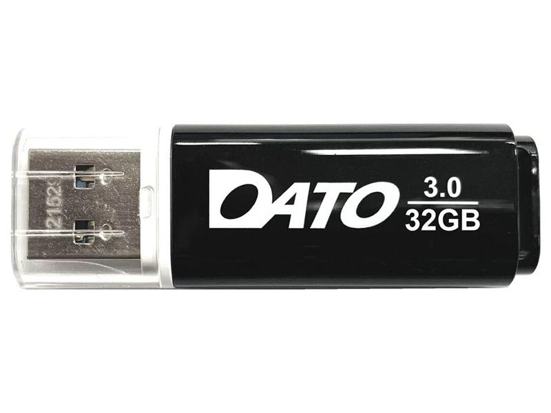 USB Flash Drive 32Gb - Dato DB8002U3 3.0 Black DB8002U3K-32G
