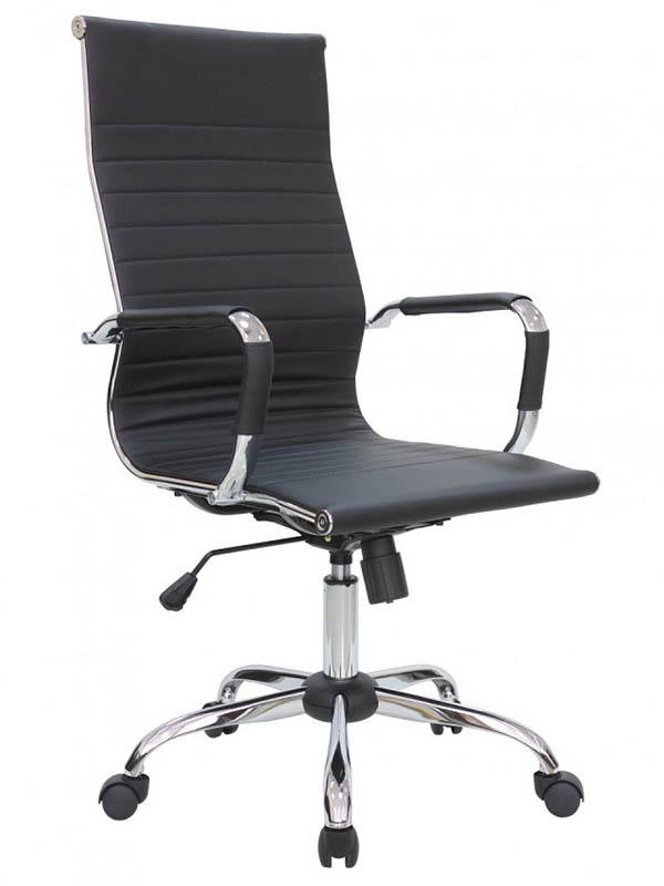 Компьютерное кресло Riva Кресло офисное Chair 6002-1S Black UCH-00000621