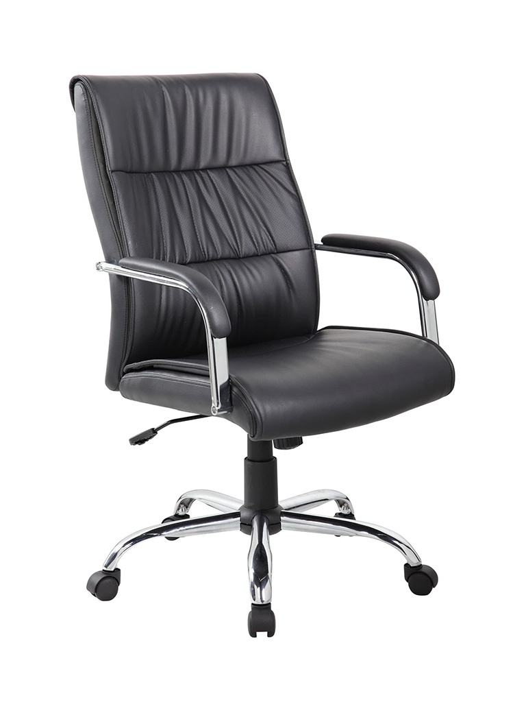 Компьютерное кресло Рива 9249-1 для руководителя Black