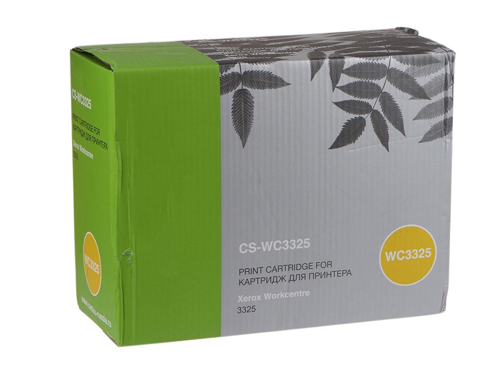 Картридж Cactus CS-WC3325 Black для Xerox WorkCentre 3315DN/3325/3325DNI