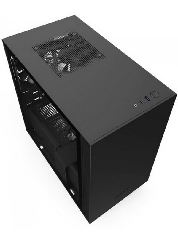 Корпус NZXT H210 Black-Black CA-H210B-B1